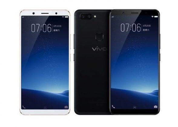 เปิดตัว Vivo X20 และ X20 Plus